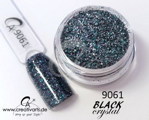 BLACKcrystal green