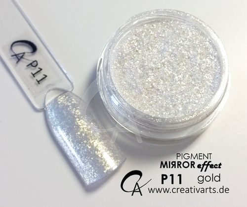 Pigment Mirror effect gold grob