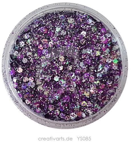 CA.yourSTYLE purple silver