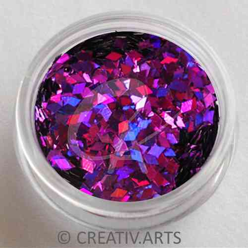 COSMIC PURPLE - diamond cut