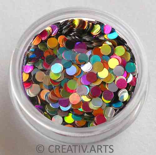 COLORFLASH - glitter dots