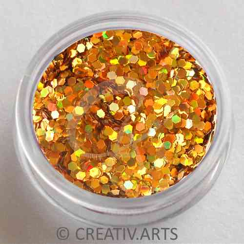 PURE GOLD - holo pailletten