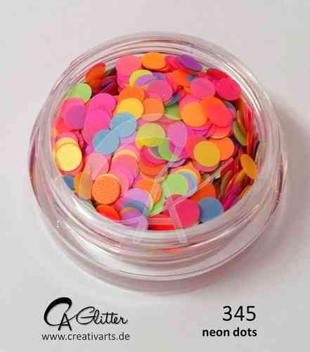 NEON DOTS multi 3mm