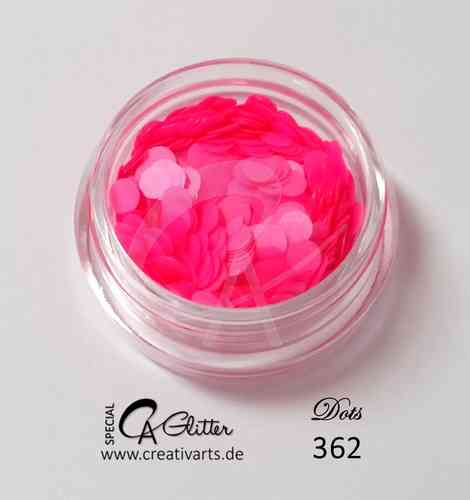 NEON DOTS lightpink 3mm