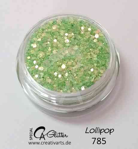LolliPOP green