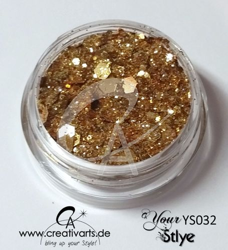 CA.yourSTYLE MIRROR GOLD