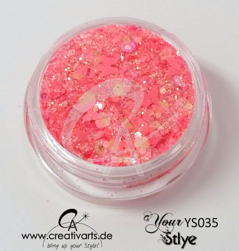 CA.yourSTYLE CORAL BUTTERFLY