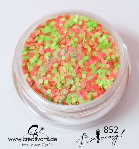 BE CRAZY green-coral