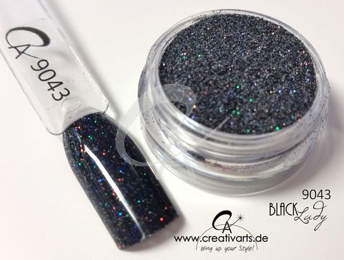 BLACKlady multi shine