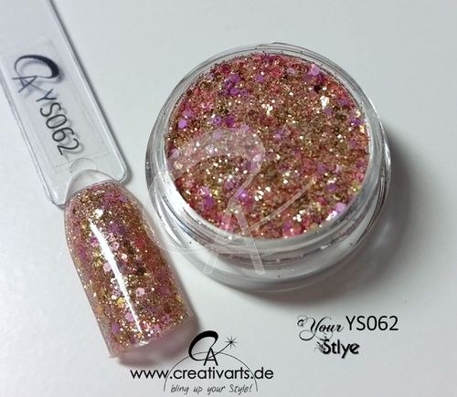 CA.yourSTYLE  lilac-rose-gold