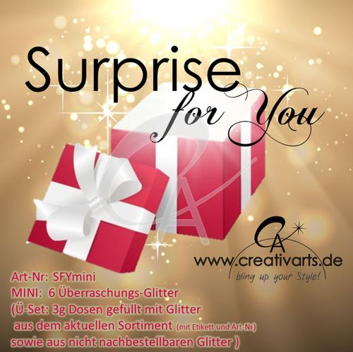 Surprise for you -mini-