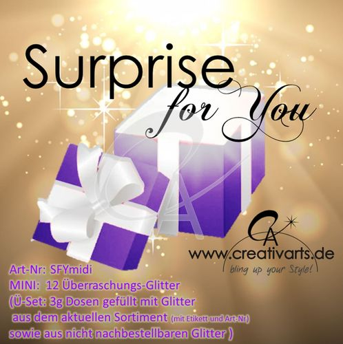 Surprise for you -midi-