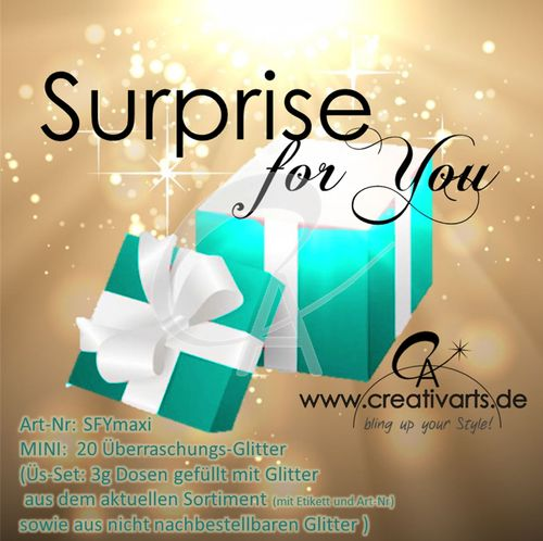 Surprise for you -maxi-