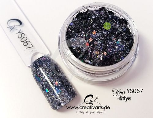 CA.yourSTYLE  light black