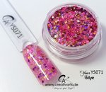 CA.yourSTYLE  pink-purple-gold