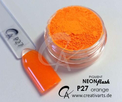 Pigment Neon Flash orange