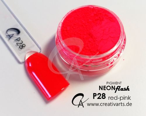 Pigment Neon Flash red-pink