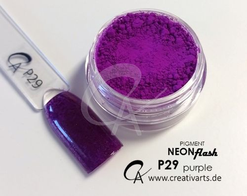Pigment Neon Flash purple