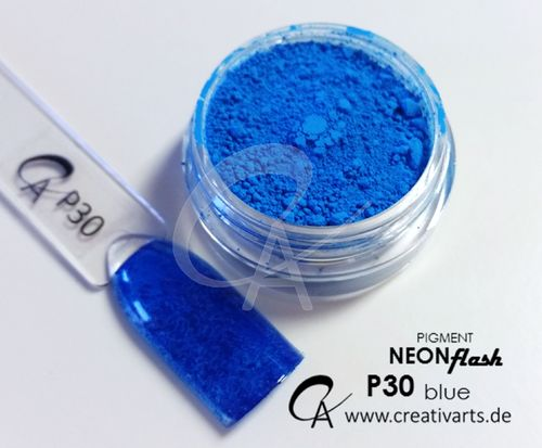 Pigment Neon Flash blue