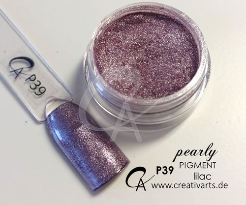 Pigment pearly lilac