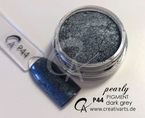 Pigment pearly dark grey