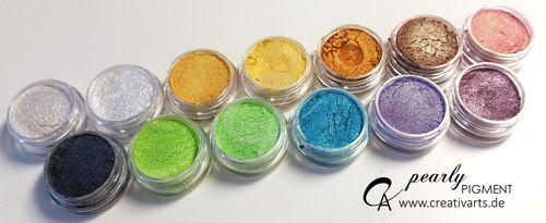Pigment Set Pearly l