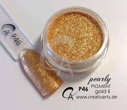 Pigment pearly gold ll