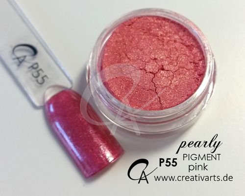 Pigment pearly pink