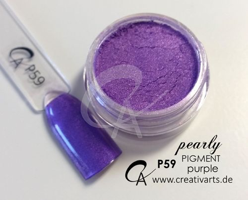 Pigment pearly purple