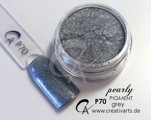 Pigment pearly grey