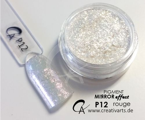 Pigment Mirror effect rouge grob