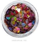 LE marble hearts red-multi