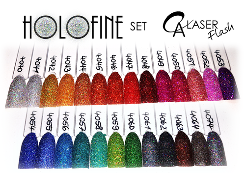 Holofine Laser Flash Set