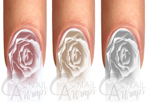 Romantic Roses Grey Beige Brown