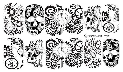 Steampunk & Skull Wraps